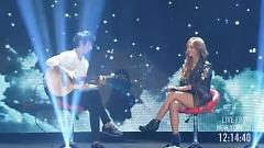 Give It To Me Right (131103 Youtube Music Awards ) - Hyorin  ft.  Sungha Jung