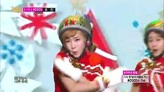 Video Lonely Christmas (131207 Music Core) - Crayon Pop