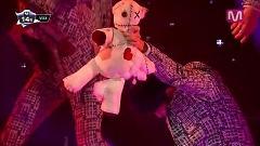 Video Voodoo Doll (131219 M!Countdown) - VIXX