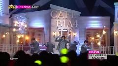 Video Lonely (140118 Music Core) - B1A4