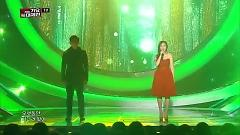 Hurt Deeper Than Love (131231 MBC Gayo Daejun) - Lena Park  ft.  Kim Bum Soo