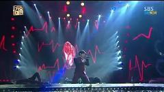 Video Heartbeat & A.D.T.O.Y (131229 SBS Gayo Daejun) - 2PM