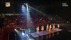 Video Number 9 (131229 SBS Gayo Daejun) - T-ARA