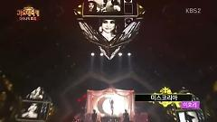 Miss Korea & Bad Girls & Baaam (131227 Kbs Gayo Daejun) - Lee Hyori , Dynamic Duo