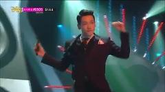 Video LA SONG (140125 Music Core) - Rain , Tae Jin Ah