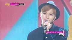 Video Thank You For My Love (140104 Music Core) - VIXX