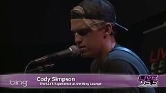 La Da Dee (Live In The Bing Lounge) - Cody Simpson