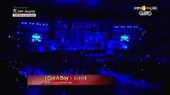 Video I Got A Boy (140212 Gaon Chart K-pop Awards) - SNSD