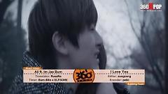 I Love You (Vietsub) - Ali  ft.  Yim Jae Bum