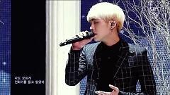 Breath (140223 Inkigayo) - Taeyeon  ft.  Jonghyun (SHINee)