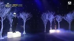 Breath (140227 M!Countdown) - Taeyeon  ft.  Jonghyun (SHINee)