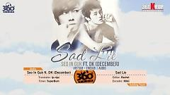 Sad Lie (Vietsub) - Seo In Guk  ft.  DK