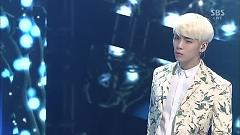 Breath (140302 Inkigayo) - Taeyeon  ft.  Jonghyun (SHINee)