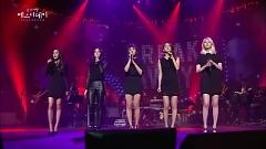Break Away (140301 Yesterday) - Spica