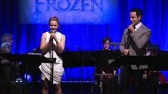 Love Is An Open Door (Live) - Kristen Bell , Santino Fontana