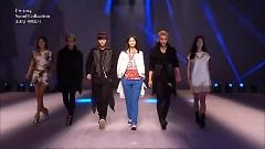 Video Growl (140321 Seoul Fashion Week 2014) - EXO