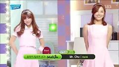 Mr. Chu (140406 Inkigayo) - Apink
