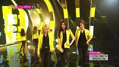 Video Mr. Mr. (140322 Music Core) - SNSD
