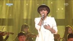 Shouted Heart (140406 Inkigayo) - Kim Bo Kyung