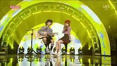 Give Love (140518 Inkigayo) - Akdong Musician