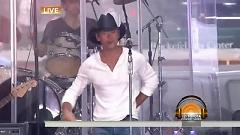 Something Like That (Live At Today Show) - Tim McGraw