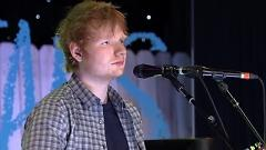 Video All Of The Stars (Live At The Fault In Our Stars Event) - Ed Sheeran