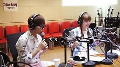 On The Subway (140529 MBC Radio) - Akdong Musician