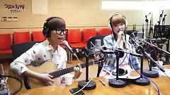 Artificial Grass (140529 MBC Radio) - Akdong Musician