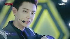 Overdose (140610 The Show) - EXO-K