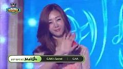 G.NA's Secret (140611 Show Champion) - G.NA