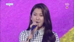 Video Sugar (140601 Inkigayo) - 15&