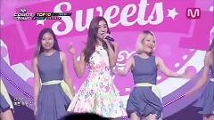 G.NA's Secret (140612 M! Countdown) - G.NA