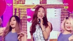G.NA's Secret (140608 Inkigayo) - G.NA