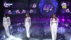 Video Quecera Cera (140608 Inkigayo) - Bay.B