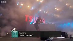Video Tsunami (Live At T In The Park 2014) - Tinie Tempah