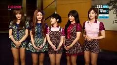 Video The Show Star Pick (140701 The Show All About K-pop) - T-ARA