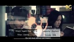 Video Don't Move (Vietsub) - Davichi