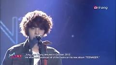 Teenager (140711 Simply Kpop) - Jung Joon Young