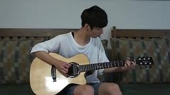 Video Eyes, Nose, Lips (Guitar Cover) - Sungha Jung