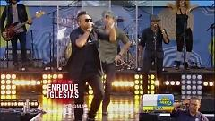 Bailando (Live On Good Morning America) - Enrique Iglesias  ft.  Sean Paul