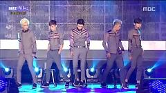 Video Good Bye Bye (140817 DMZ Peace Concert 2014) - NU'EST