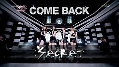Video I Would Do Well (140815 Music Bank) - Secret