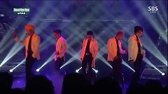 Good Bye Bye (140810 Inkigayo) - NU'EST
