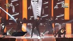 Overdose (140724 M!Countdown) - EXO-K