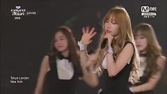 Video Mr.Taxi (140814 M! Countdown KCON 2Night In LA) - SNSD