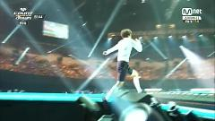 Video What's Happening & Solo Day (140814 M! Countdown KCON 2Night In LA) - B1A4