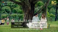 Video It's Ok, That's Love (Vietsub) - Davichi