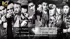 This Is Love (Vietsub) - Super Junior