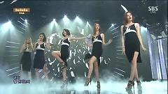 Se Se Se (140824 Inkigayo) - Chaness (LPG)
