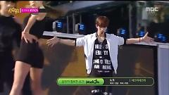 Video Knock (140906 Music Core) - Nasty Nasty
